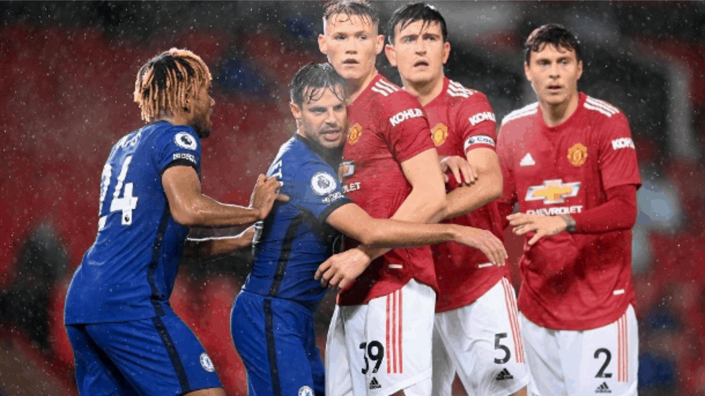 No winner between Manchester and Chelsea