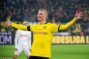 Borussia Dortmund Erling Braut Håland shares his best memories of his crazy 2020