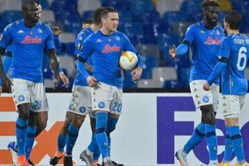 Napoli-Real Sociedad 1-0 LIVE Willian José close to a draw